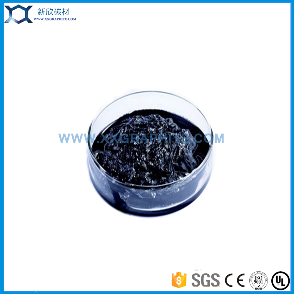 Lithium Battery of Nano Graphene Paste