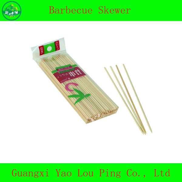 Bamboo&Wooden BBQ Skewer For Barbecue