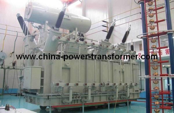 230/245kV-Oil-Filled-Step-Down-Three-Phases-Power-Transformer