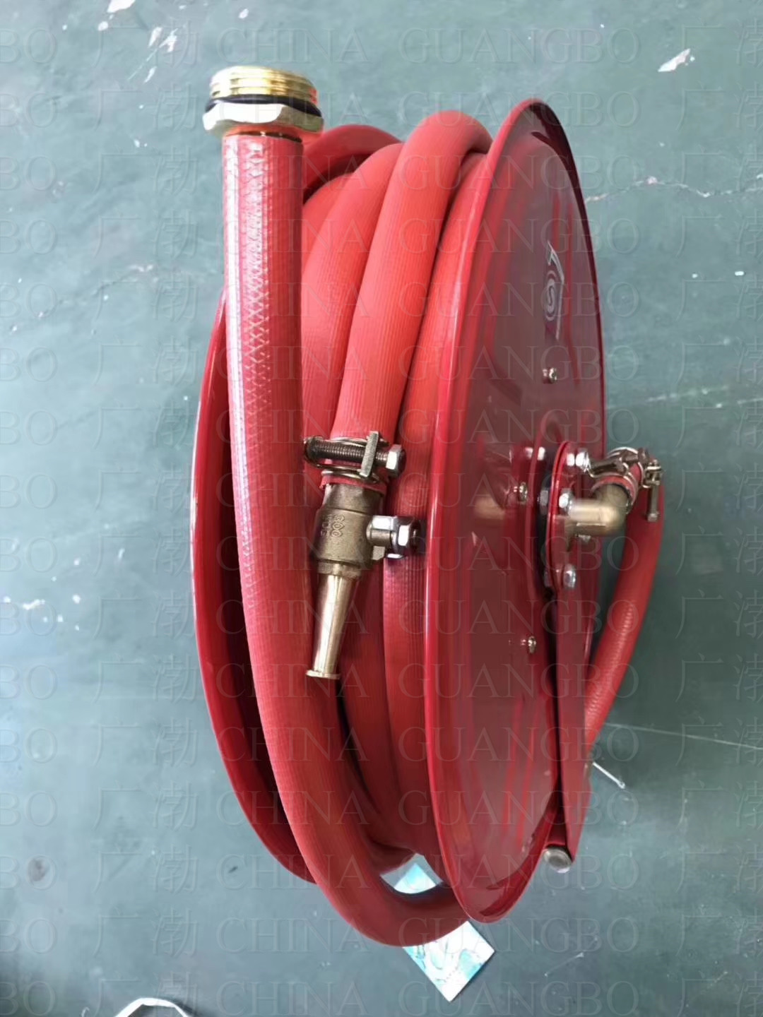 Fire Hose Reel Protection China Guangbo Brand