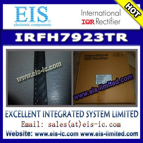 IRFH7923TR - IR (International Rectifier) - HEXFET Power MOSFET