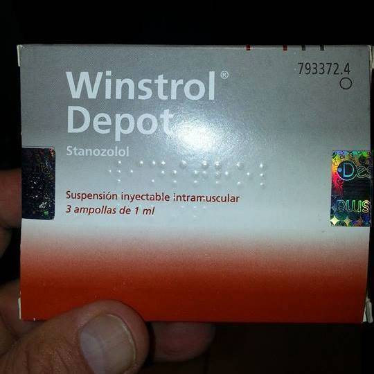 Winstrols, Winstrols 50mg/ml, Stanozolols Injectable, Anabolics Steroides ACTIVE SUBSTANCE: Stanozol