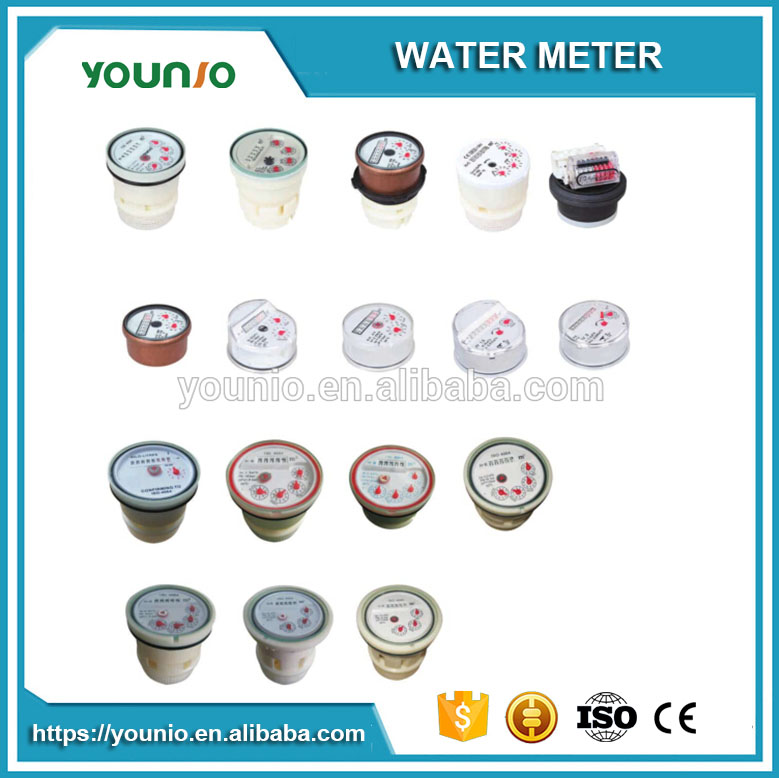 Younio Water Meter Spare Parts,Insert Mechanism for single Jet water meter