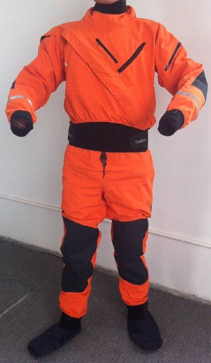 2011 Shakoo SKAW-201S  Dry suit, Kayak dry suits,kayak dry suit,one piece,all sizes in stock