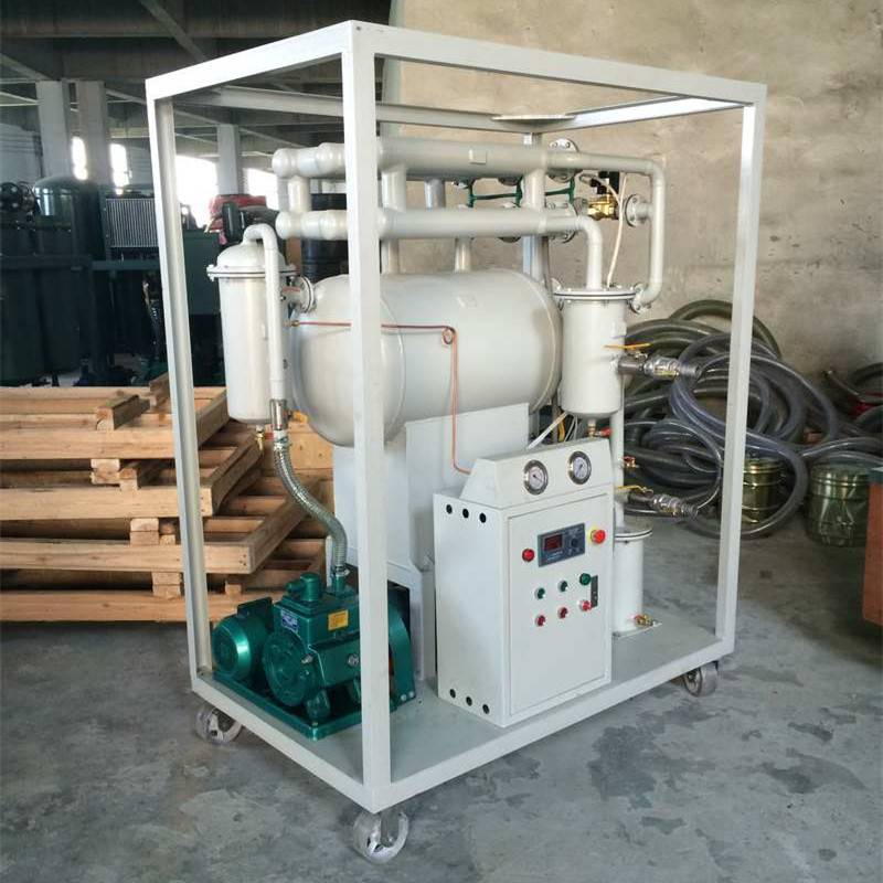 Vacuum Dielectric Oil Filter Machine, Used Transformer Oil Treatment Plant