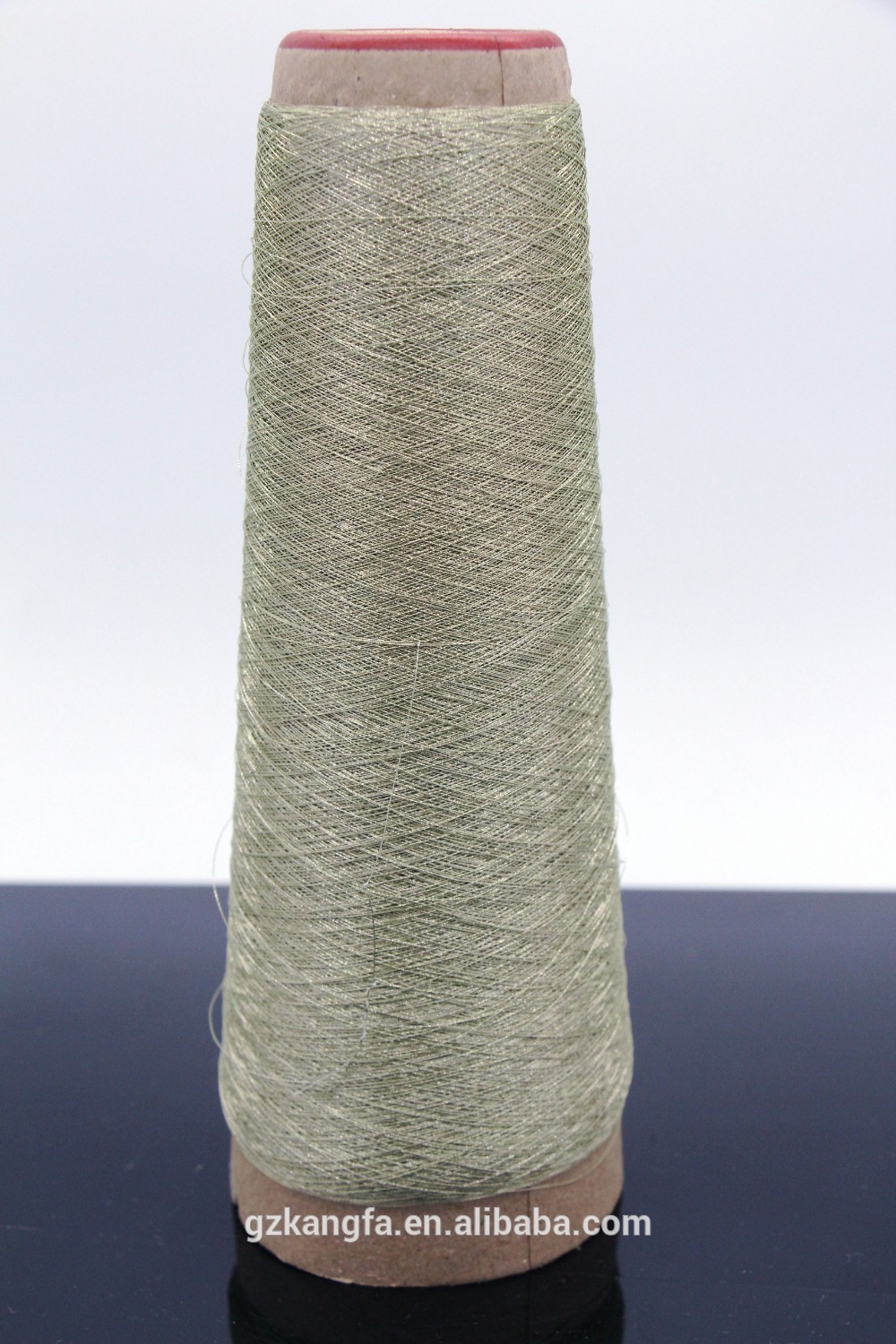 Superior quality metallic thread for embroidery