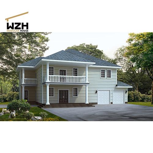 Light Steel Frame Luxury Villa House