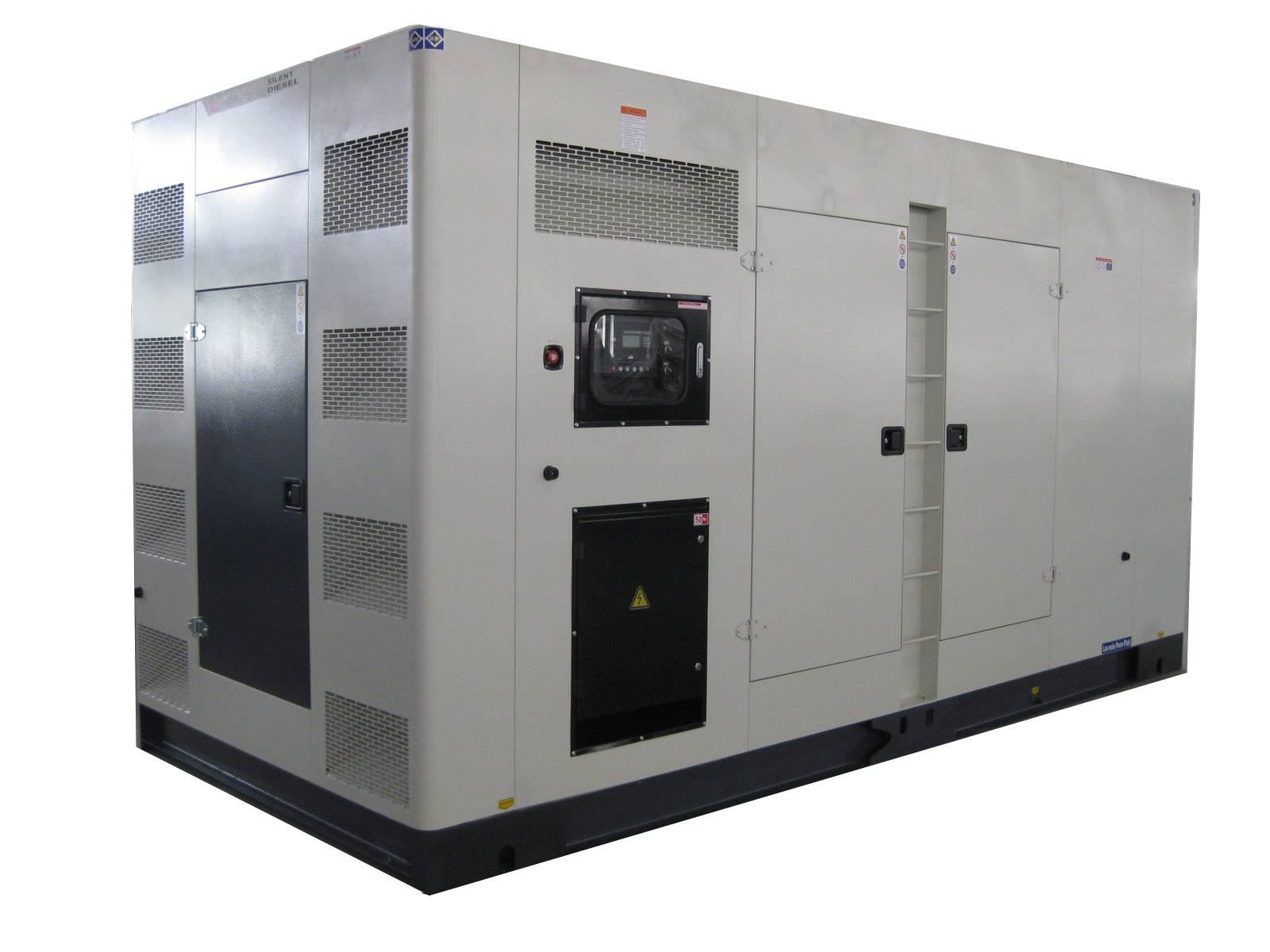50HZ 400V Vman 400kw silent and portable diesel generator , equip Cummins engine assemble