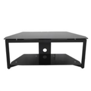 business No.2 style glass tv stand