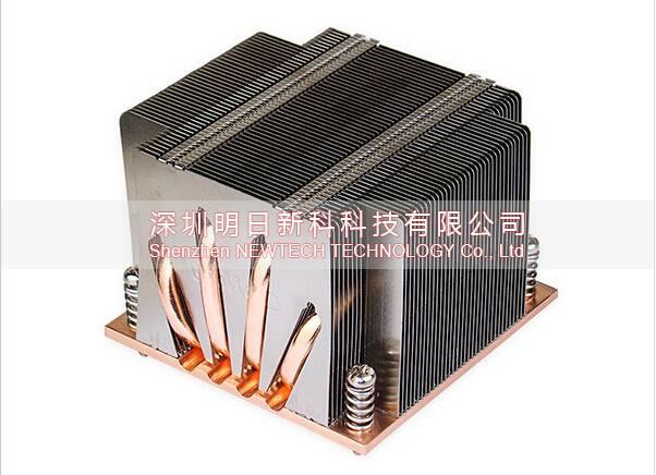 1150/1151/1155/1156 Al/CU Soldering heat sink seller