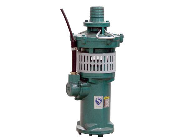 QY Oil Immersed submersible pumps