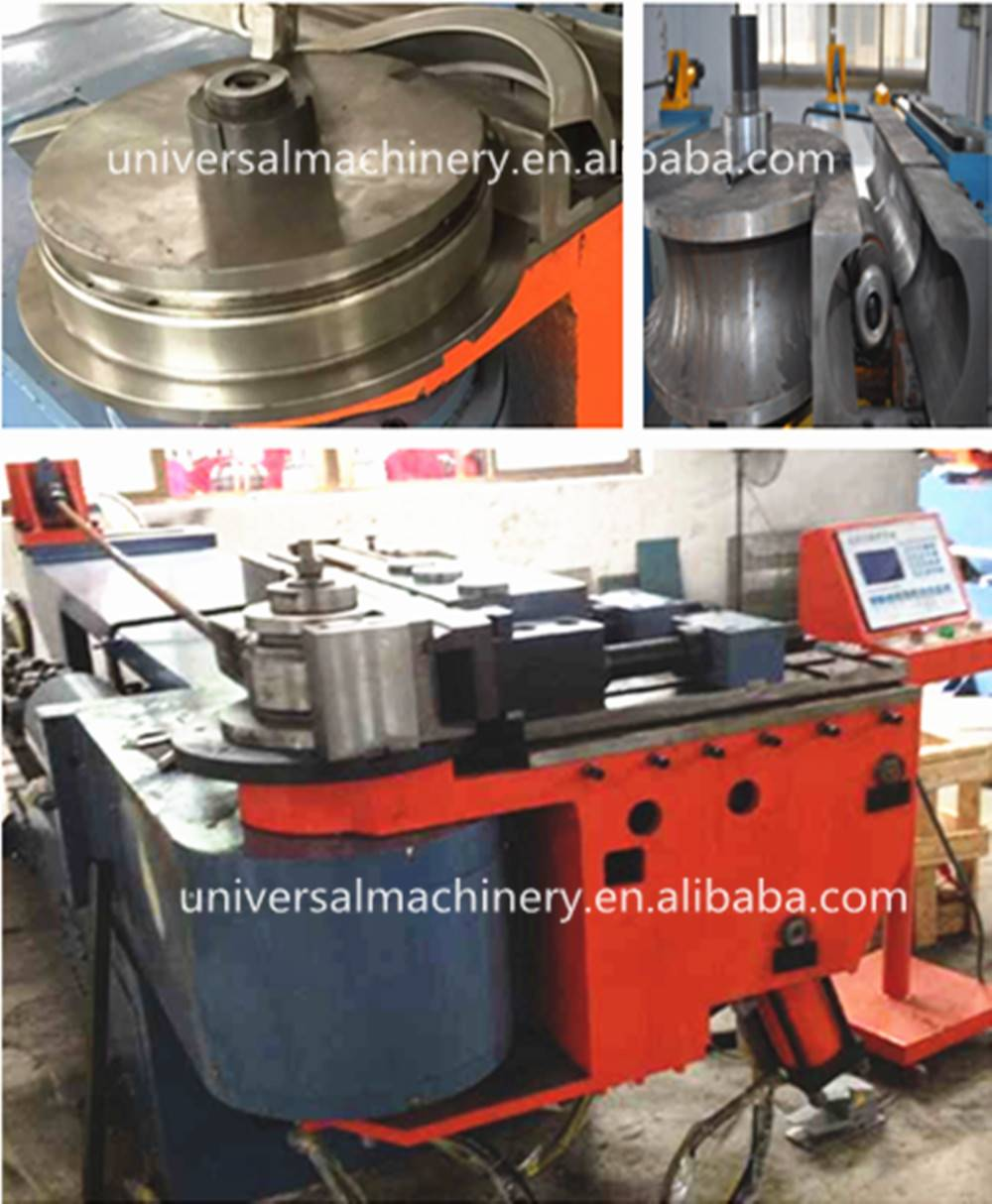 China manufacturer Hydraulic Mandrel Tube Bending Machine