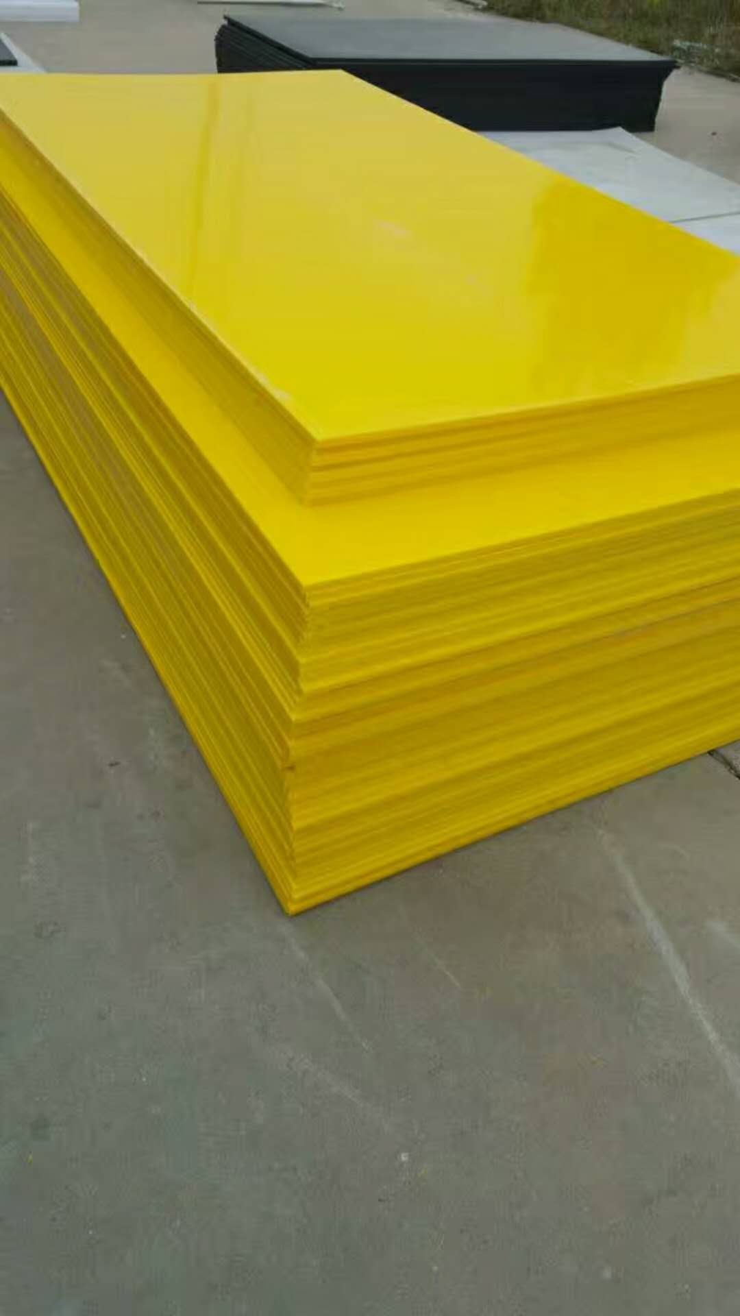 PE Sheet PE Plastic Sheet with 1.5--80mm Thickness HDPE board