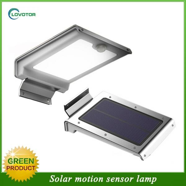 Outdoor Integrated Motion Sensor Led Street Garden Solar Light