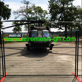 Temporary Fence/Portable Fence/Mobile Fence Factory