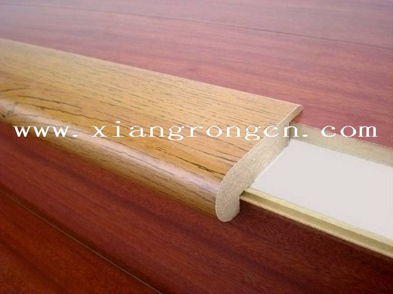 Stair nosing used for laminate flooring/floor