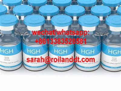 factory supply HGH(Human Growth Hormone) CAS NO.12629-01-5