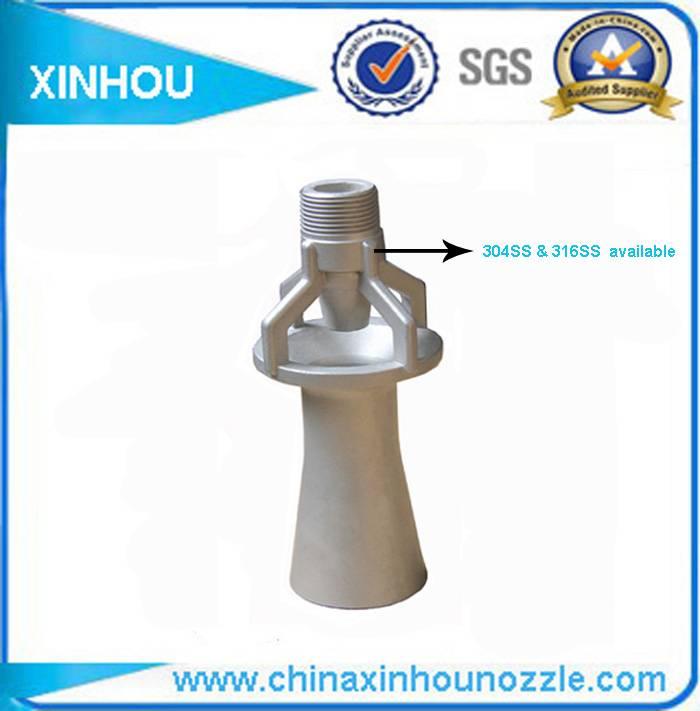 PP polypropylene mixing jet venturi eductor nozzle