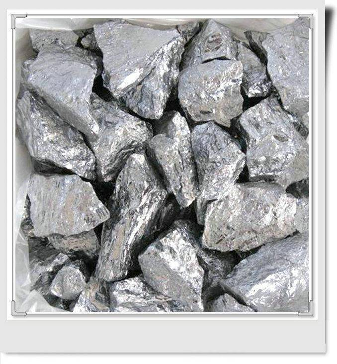 High Purity Silicon metal 553 for steelmaking and casting