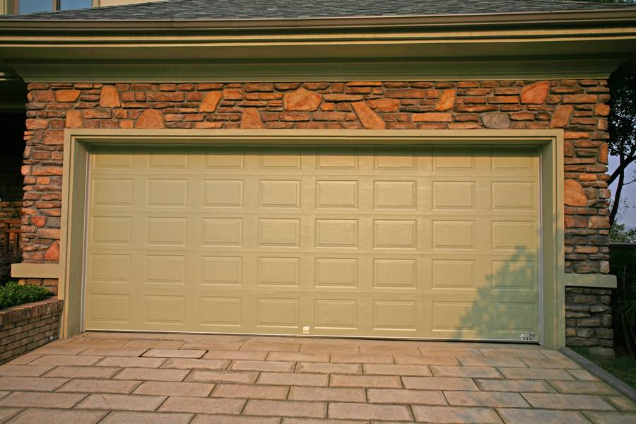 Garage Door --- Sectional Garage Door & EURO CE Quality Certificate Garage Door
