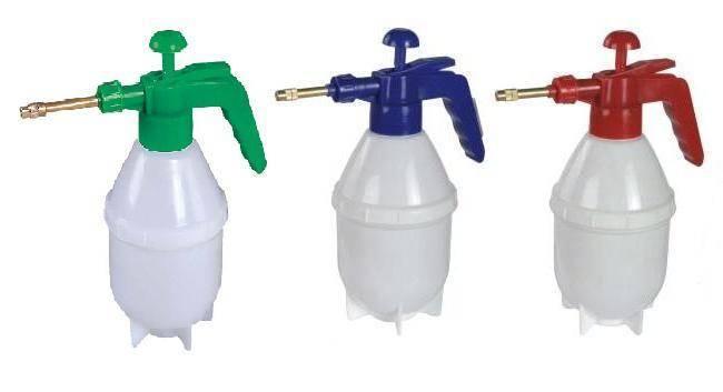 Garden Pressure Sprayer 800ML,1.5L