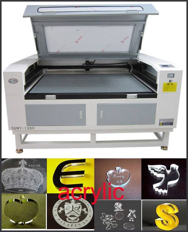 Good Results Acrylic Laser Cutting Machine Laser Cutter