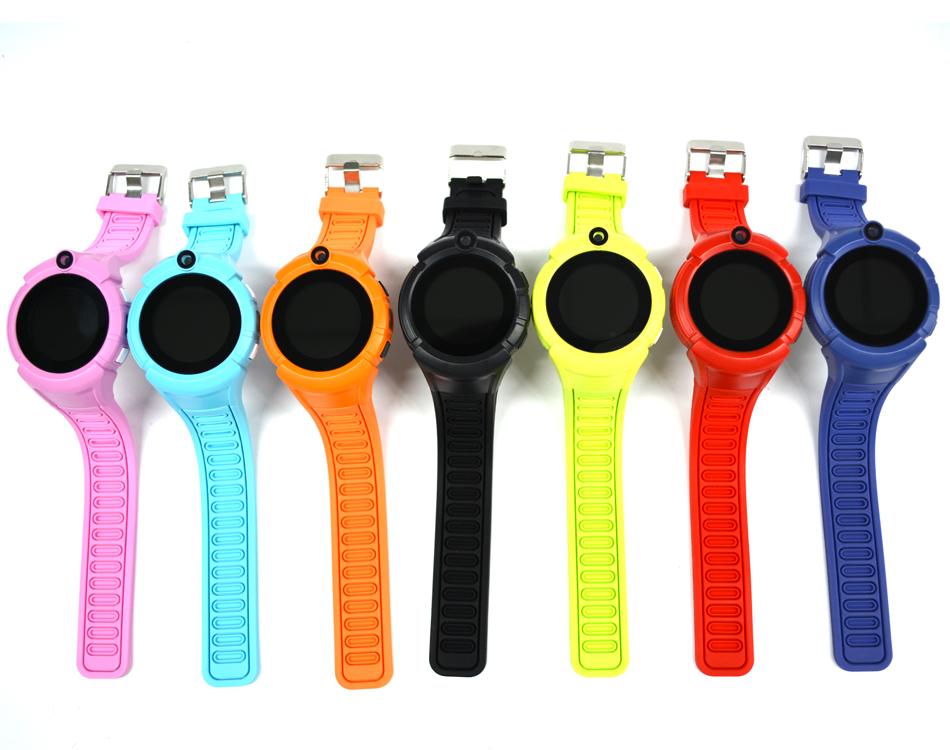 OEM Custom smart watch remote monitor camera wifi kids gps watch
