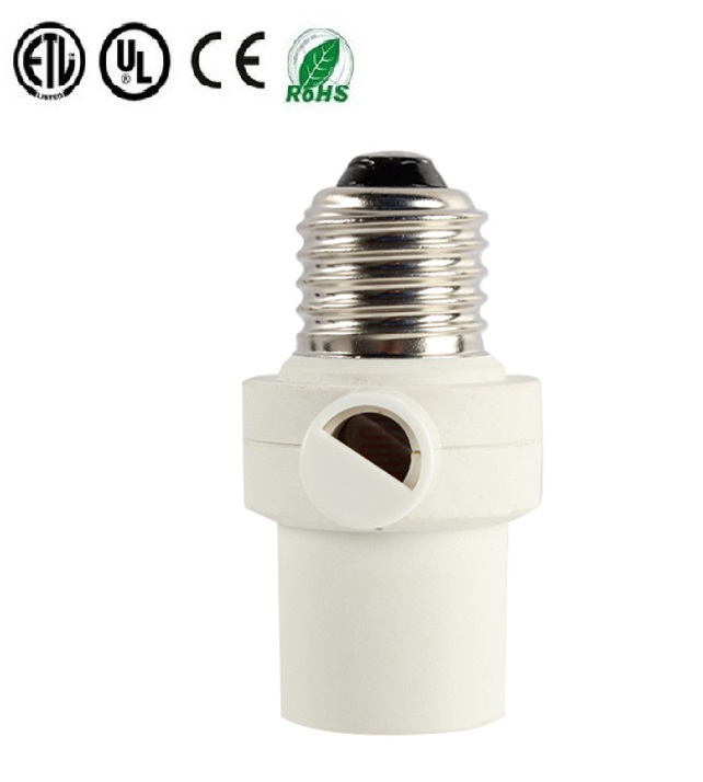 E26/E27 Lamp Cap screw in Bulb Holder Controls