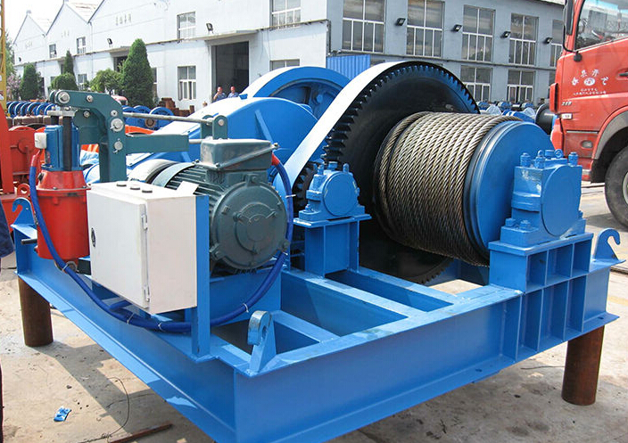 Electric Power Source 5t Electric Winch