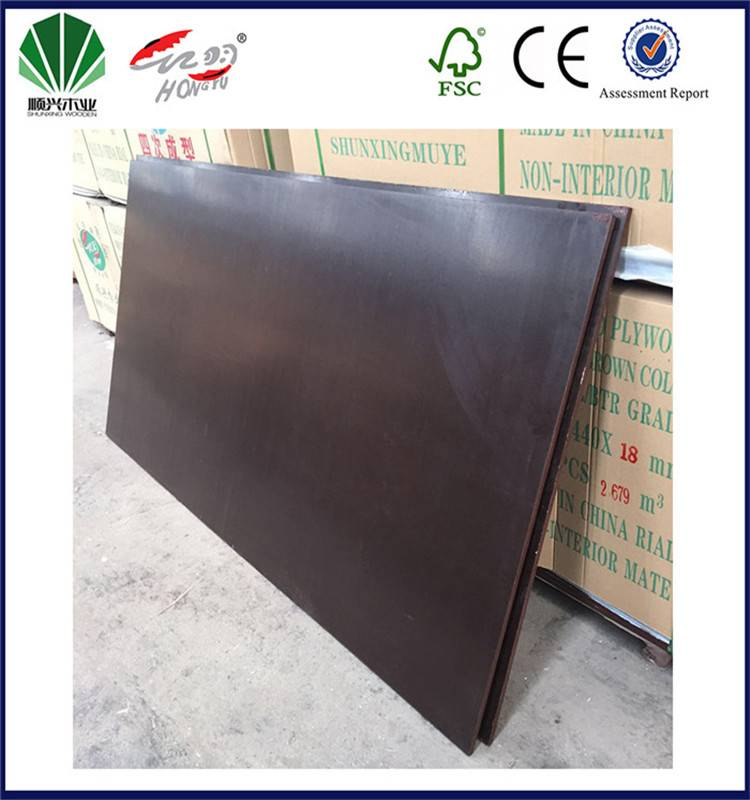 12mm 18mm 21mm formwork wbp melamine laminated shuttering plywood