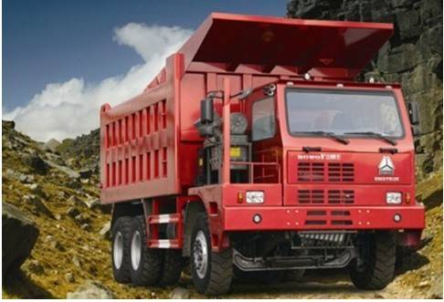 5.6M  HOWO Mining Dump Truck