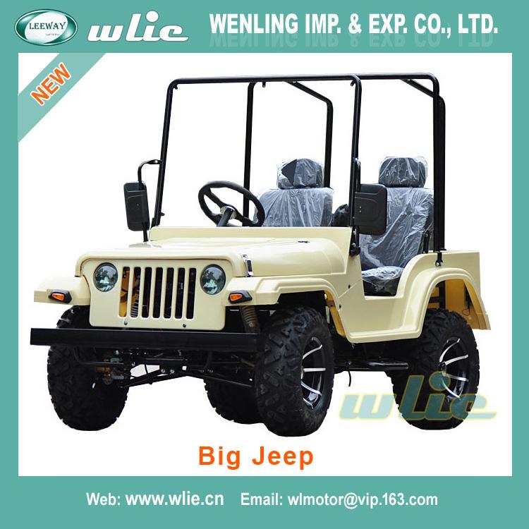200cc Big Jeep