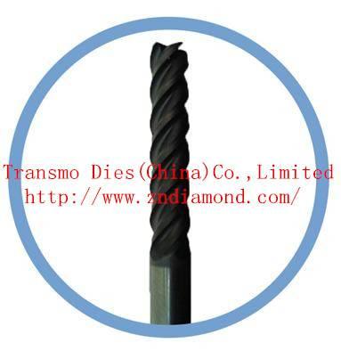 Nano diamond drill bits and knifes