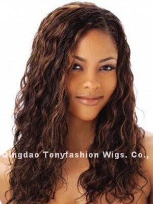 14 Inch Wavy Full Lace Human Hair Wig Free Shipping