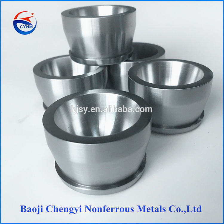 sintering tungsten crucible price per kg