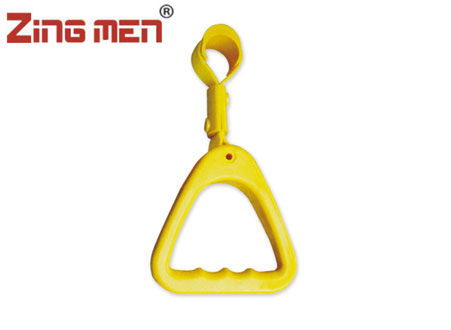 ZT001 City Bus Plastic Ring Handle For Advertising