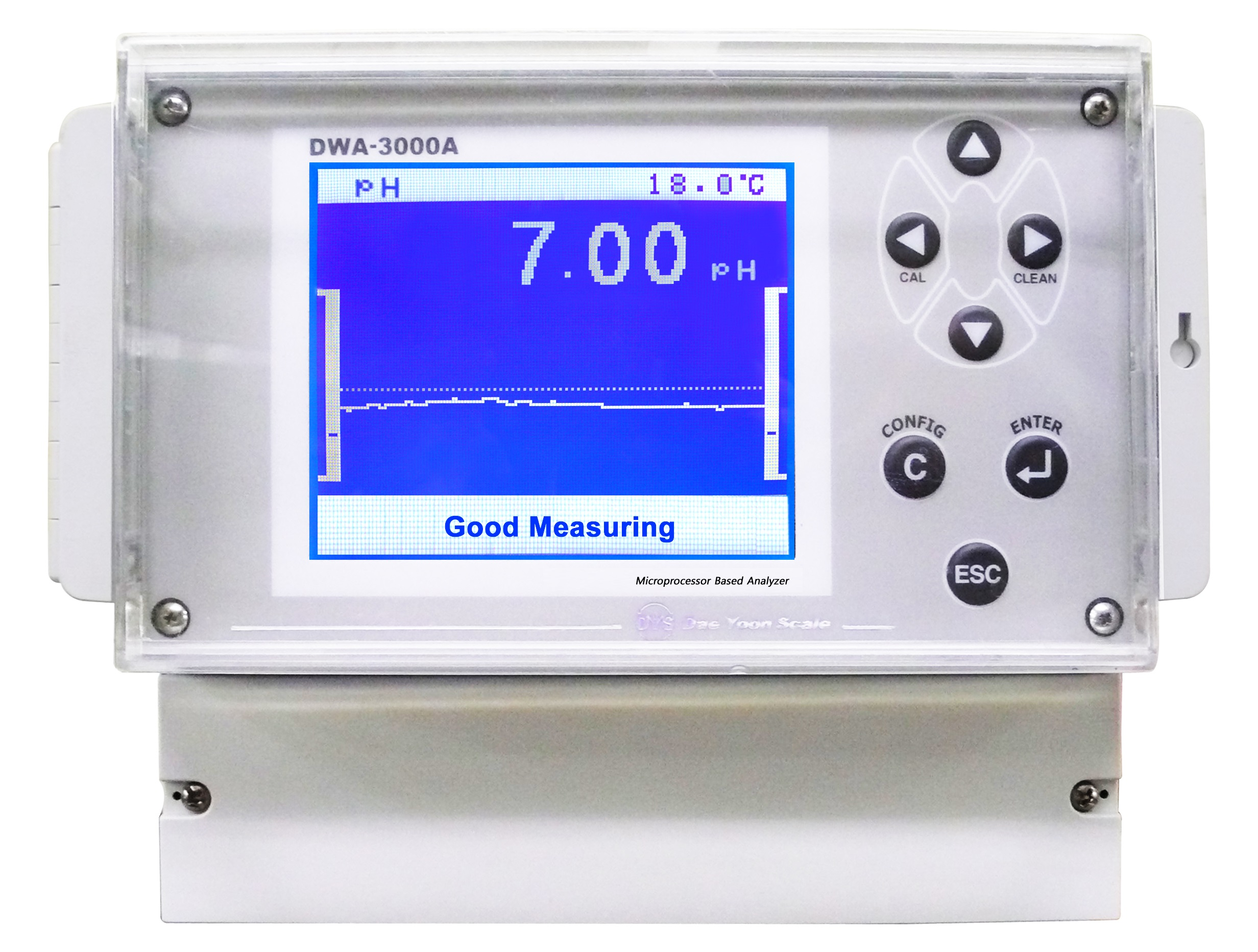 On-Line Water Quality System DWA-3000A pH
