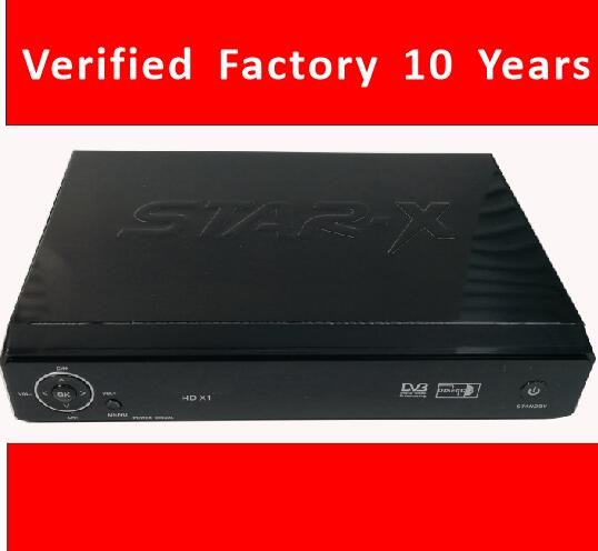 Star HD X1 DVB-S2 IKS for Middle East, Pakistan, Afghanistan, Iraq, Africa
