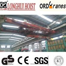 YZ type 500/100 t metallurgical gm bridge crane