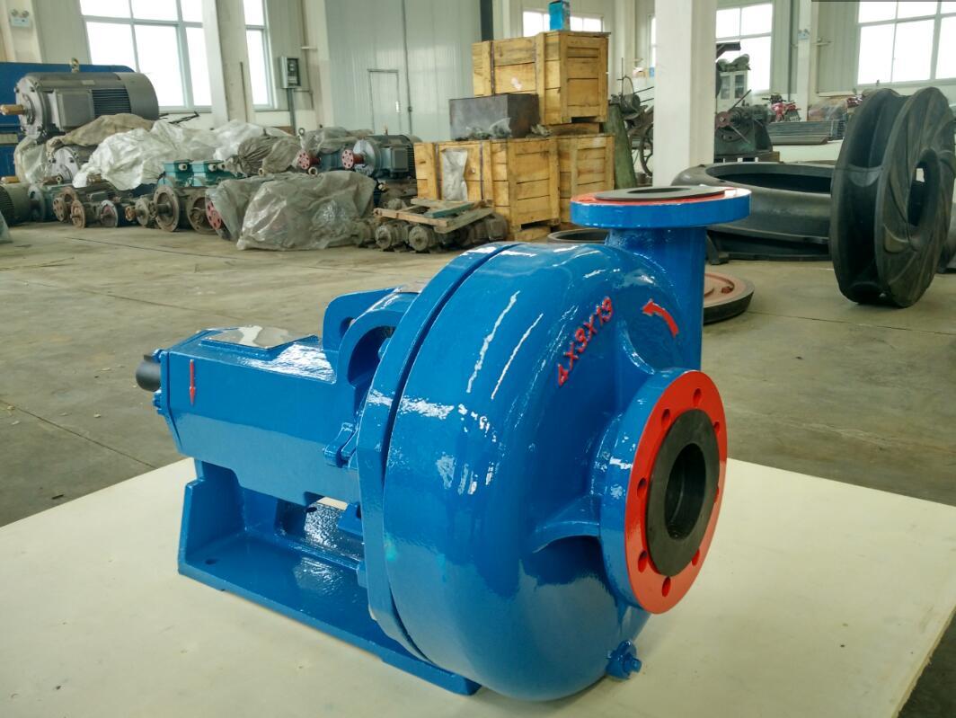 mission magnum I series sand pump