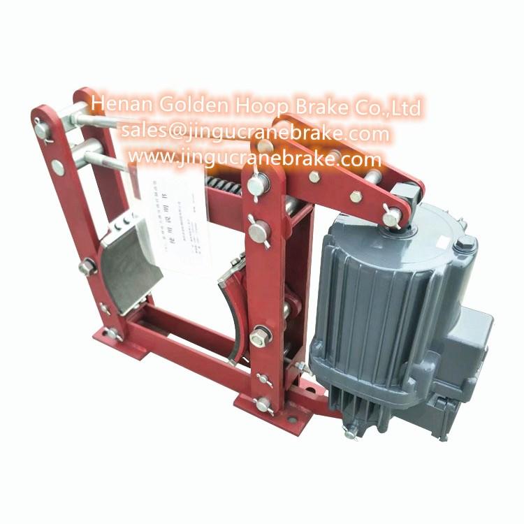 Electric Hydraulic Drum Brake For Crane