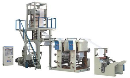 SJ-P Series Plastic Blowing Film Gravure Printing Unit
