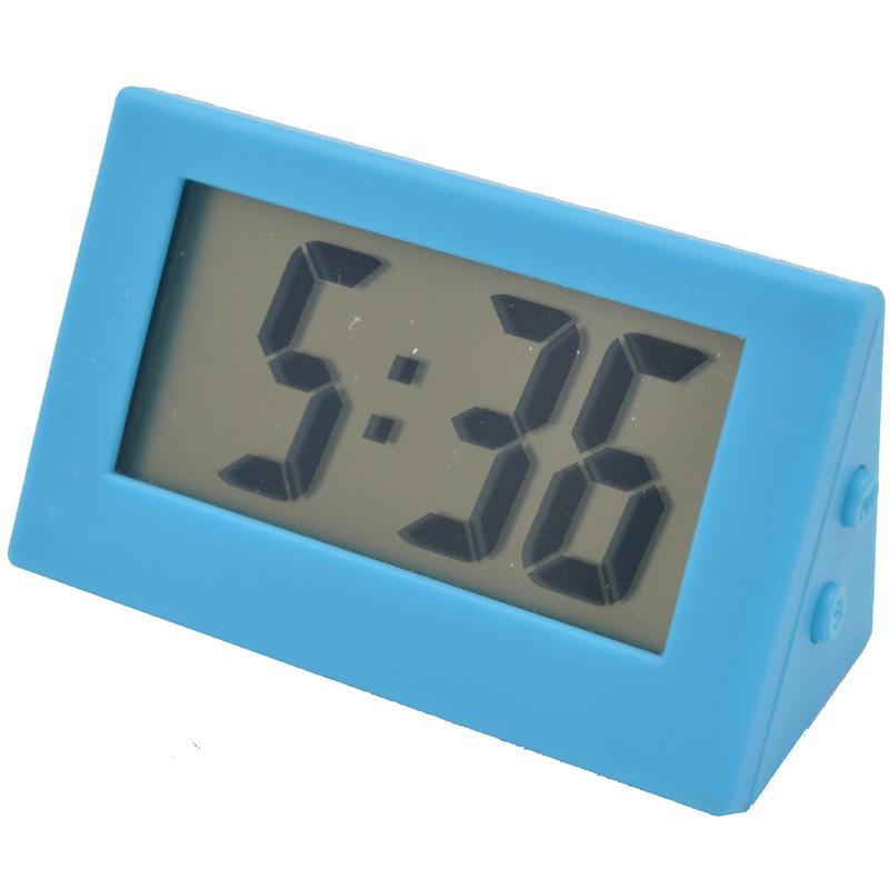 LCD Digital Table Desktop Electronic Alarm Clock Watch Timer
