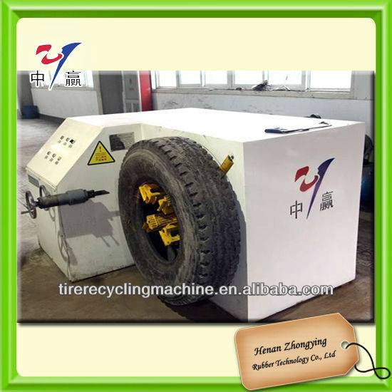 Tyre Recycling Plant--Tyre Processing Equipment