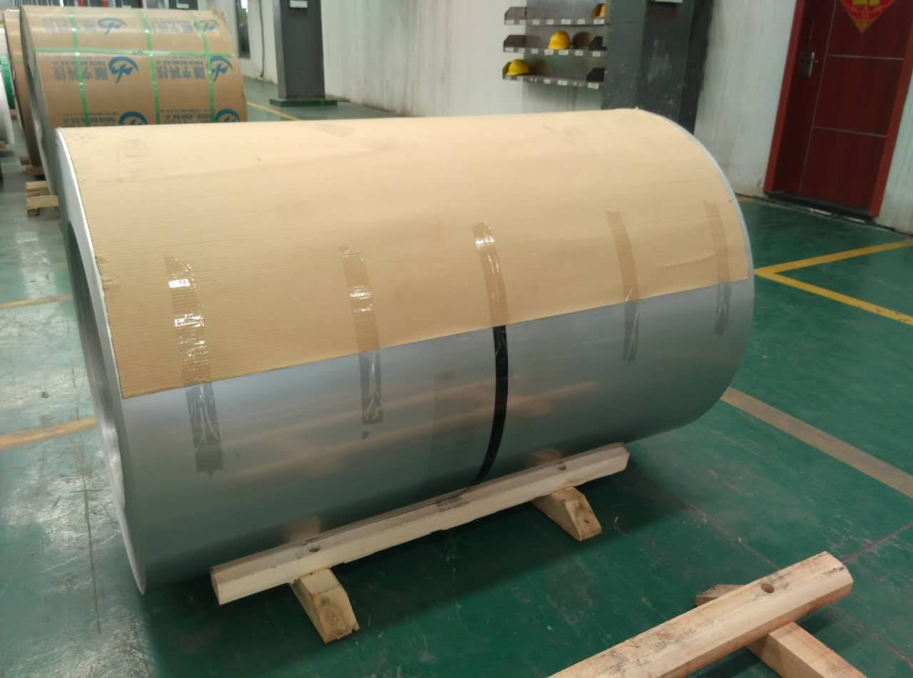 No.8 2B No.4 Stainless Steel coil in China