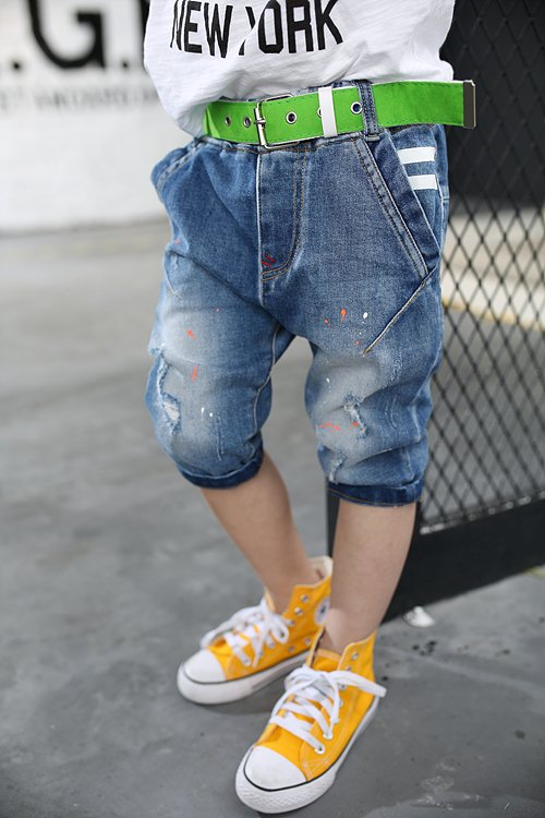 Loose Jeans for Boys Wholesale Manufacture