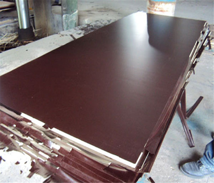 Top quality professional brown film faced plywood
