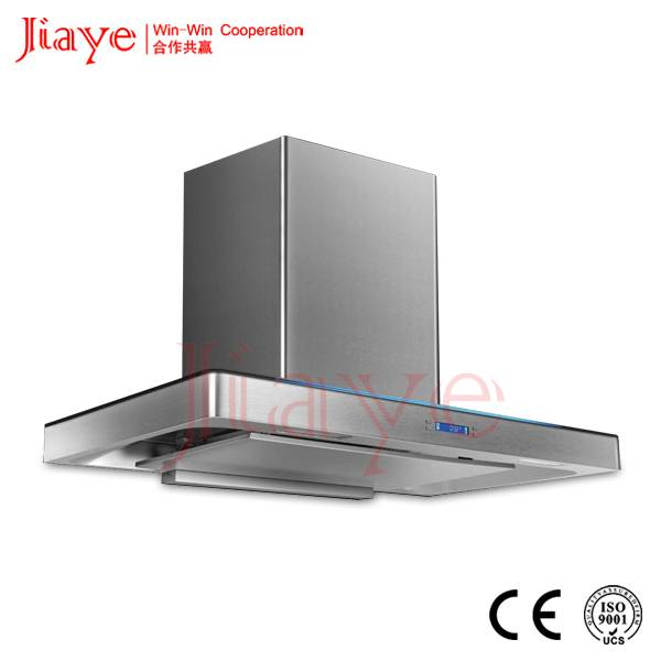 Popular High quality copper tower range hood JY-HT9022