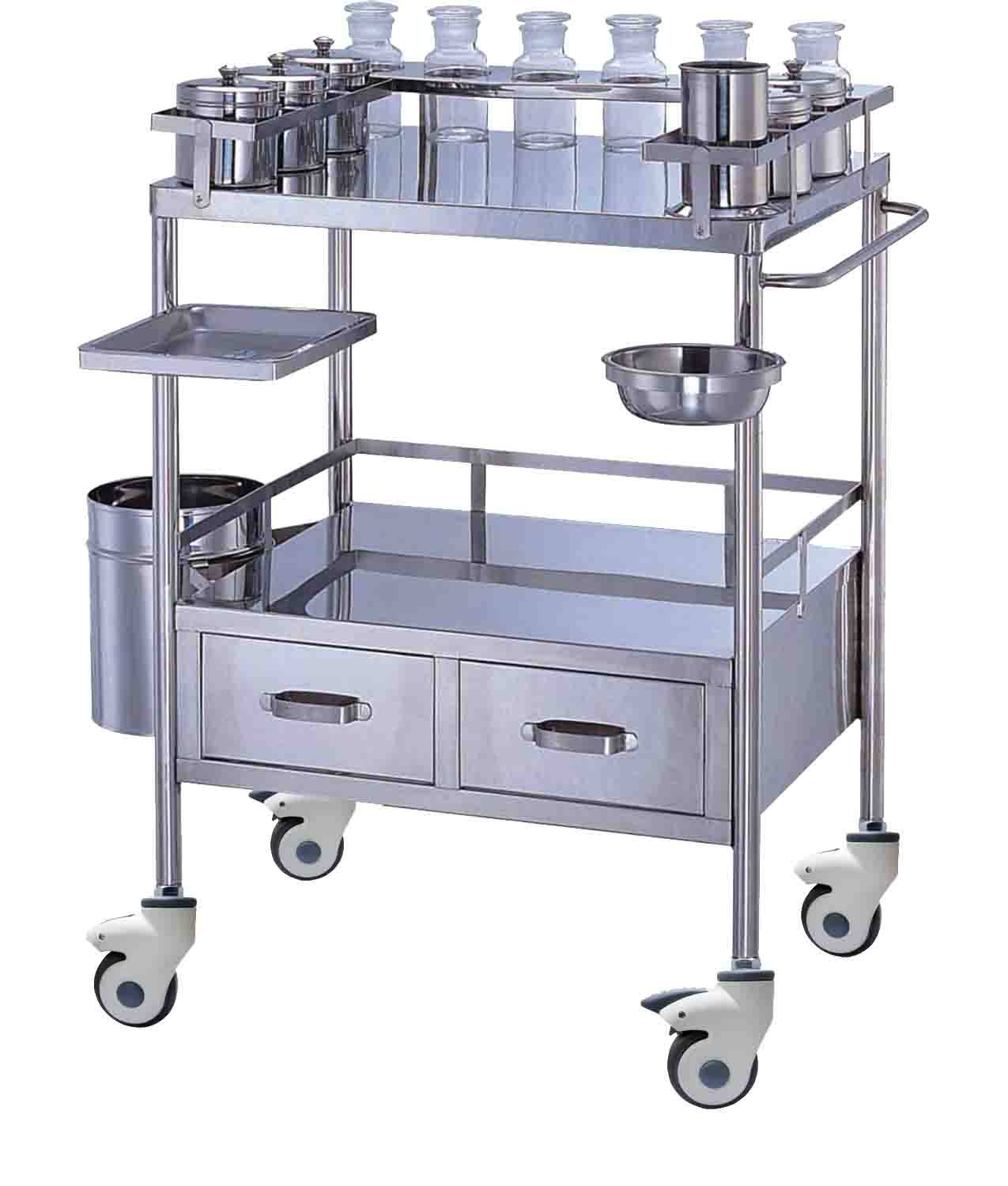 Dressing Cart,Trolley,Hospital,Medical