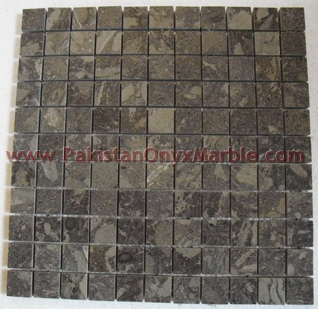 OCEANIC / GEMSTONE / COREL MARBLE MOSAIC TILES